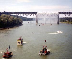 Edmonton Sourdough Raft Race