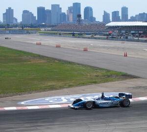 Paul Tracy Edmonton Grand Prix 2006