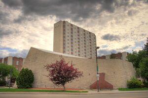 Tory Theatres University of Alberta Edmonton Alberta Canada 02