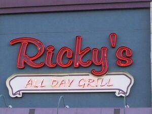 Rickys