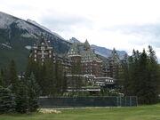 Banff Springs Hotel 2008