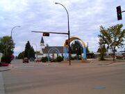 Mainstreet Alberta Slave Lake 3985