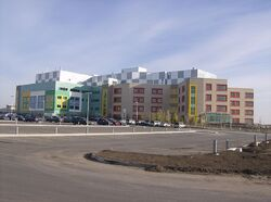 Alberta Children's Hospital 6