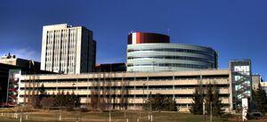 University Hospital Complex University Of Alberta Edmonton Alberta Canada 02A