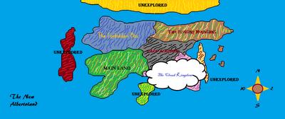 New Albertoland