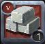 Bloc de granite