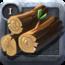 Rough Logs 1 Tier