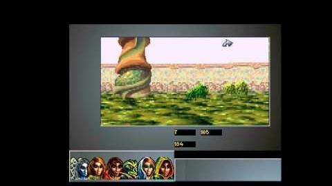 Albion Amiga demo