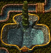 Plant fountain