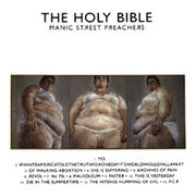 Manic Street Preachers-The Holy Bible album cover-1-
