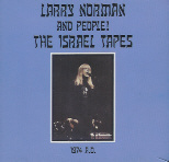 Larry Norman - The Israel Tapes