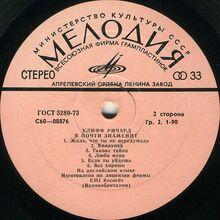 C60-08876 (Мелодия)