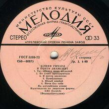 C60-08875 (Мелодия)