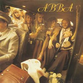 ABBA - ABBA (1975, Original Polar LP)