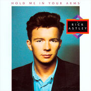 Hold Me in Your Arms (Rick Astley album)