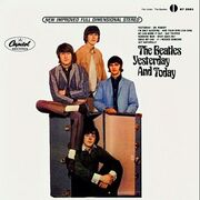 ThumbThe Beatles - Yesterday And Today front