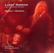 Larry Norman - Omega Europa