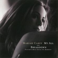Mariah My All Breakdown