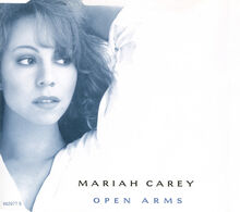 Mariah Open Arms Blue