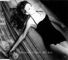 Mariah Carey MA UK single