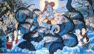 Krishna Kaliya