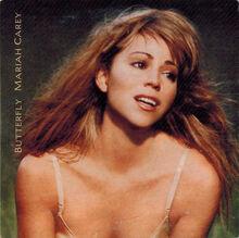 Mariah Carey Butterfly intl cover art