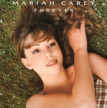Mariah Carey Forever AUS CD single