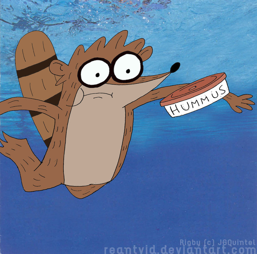 Nirvana nevermind rigby by reantvid-d470bxu