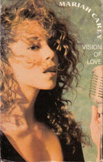 MC Vision of Love US cassette