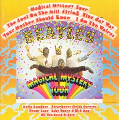 The beatles - 1967 magical mystery tour