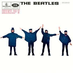 Help! (The Beatles album - cover art)