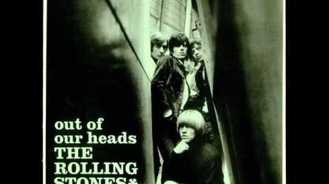 The rolling Stones No2 ---- Out of our heads 1965