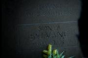 Sonya grave