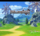 Wide range plain
