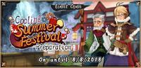 Summerfest event banner