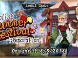 """""""Cooling Summer Festival ーPreparationー"""""""