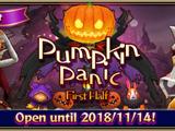 """""""Pumpkin Panic ーFirst Halfー"""""""