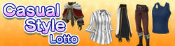 Casual Style Lotto