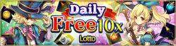 Free 10 Lotto