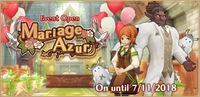 Mariage event banner