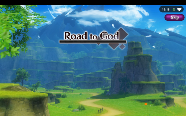 Road to God