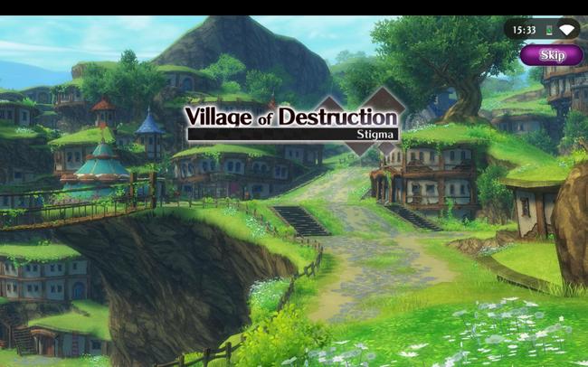 Village of Destruction