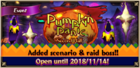 Pumpkin Panic (Second Half)