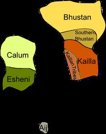 Alchemquest Political Map