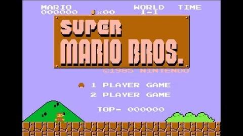 Misc. Monday - Super Mario Bros!
