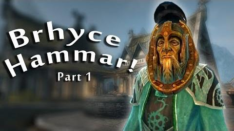 Skyrim Mods Brhyce Hammar - Part 1