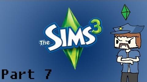 The Sims with Al! - Depressed Cop Edition - Part 7