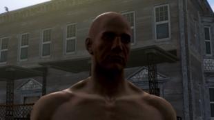Fallout 4 - Bald