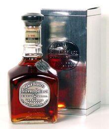 Jack Daniels Silver Select Single Barrel
