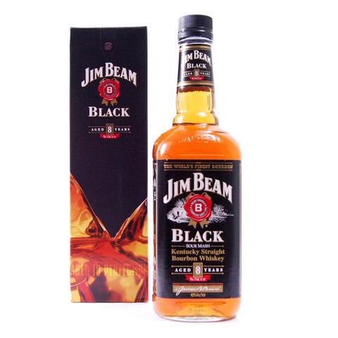 File:Jim Beam Black label.jpg